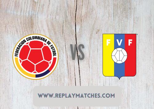 Colombia vs Venezuela -Highlights 17 June 2021