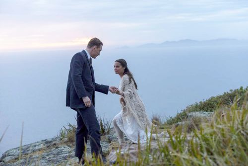 The Light Between Oceans-film