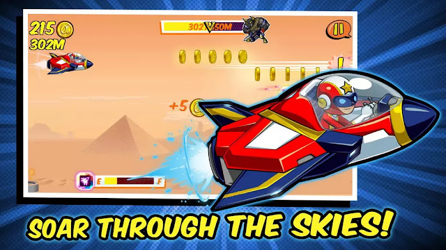 Run Run Super V v1.20 Apk For Android