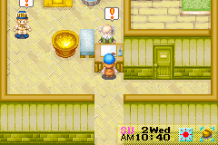 Download Game Harvest Moon - Friends of Mineral Town for Android