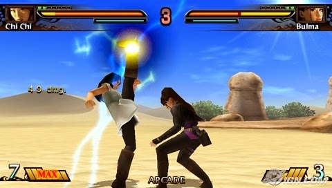 Dragonball Evolution PSP Google Drive