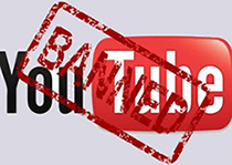 Youtube ban after 5m views
