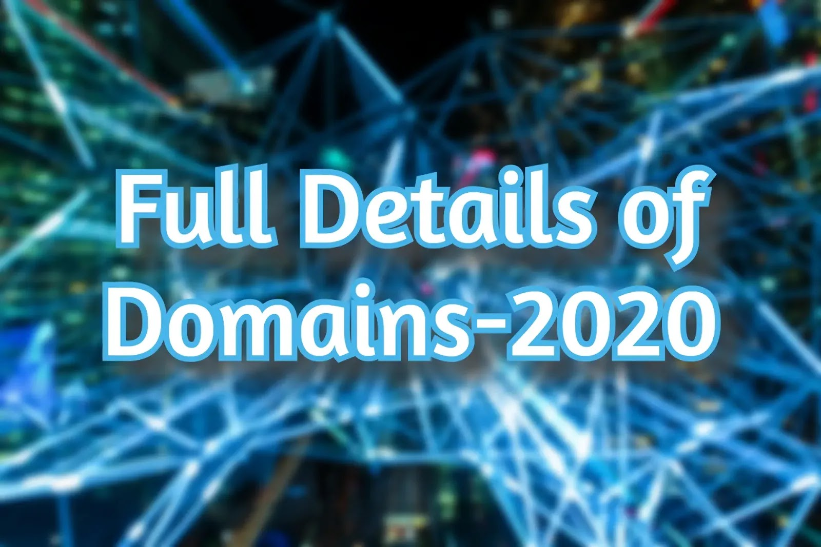 What's an Area Identify and How Do Domains Work?