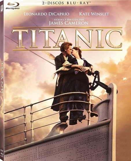 Titanic (1997) 1080p BluRay REMUX Open Matte 50GB mkv Dual Audio DTS-HD 5.1 ch