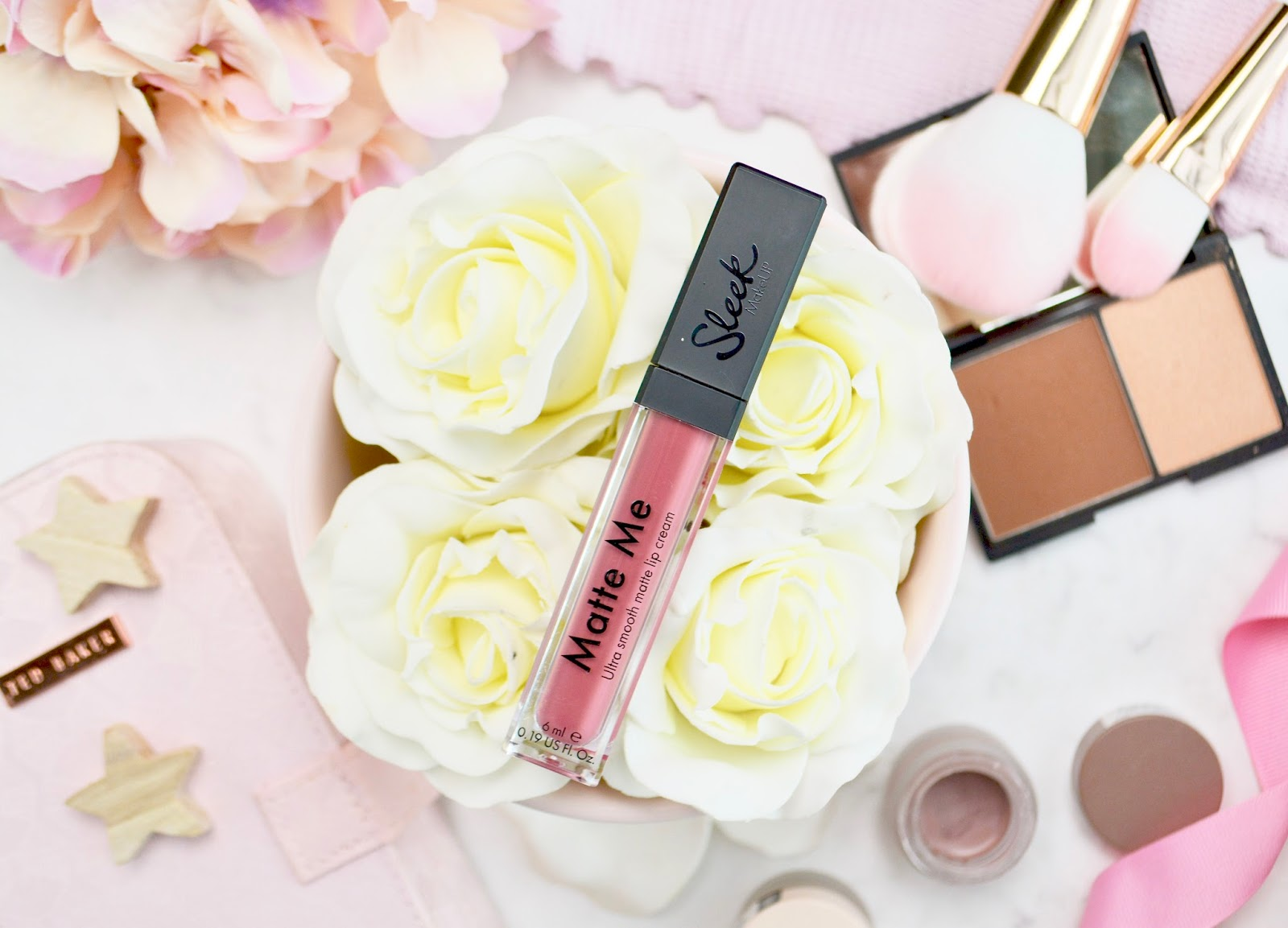Sleek Matte Me Lip Cream In Shabby Chic
