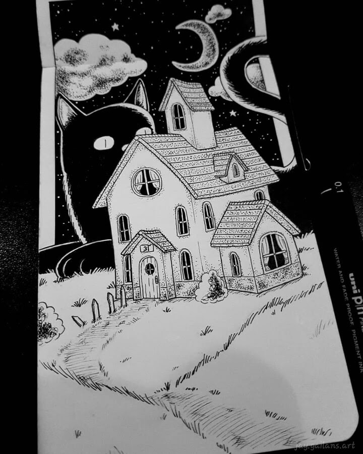 08-The-black-cat-house-Jason-Gailans-www-designstack-co