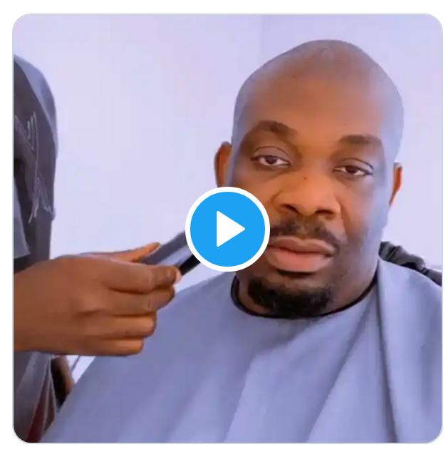 Tacha shoots shot at Don Jazzy, begs to move into his new house (Video)