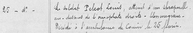 Extrait du Journal des Marches et Opérations du 21<sup>e</sup> Régiment d'Infanterie Territoriale