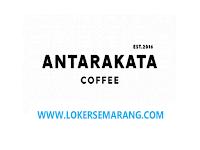 Lowongan Kerja Mei 2021 di Antarakata Coffee Semarang