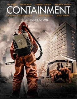 Contencion Temporada 1 Poster