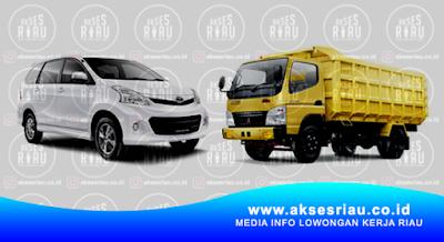 Lowongan Kerja Perusahaan Pembiayaan Mobil dan Truck Pekanbaru Januari 2018