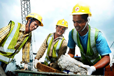 Foreign workers rejoice – but not the bosses