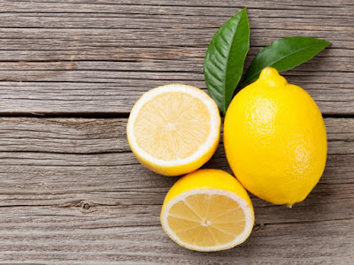 Lemons for nail growth