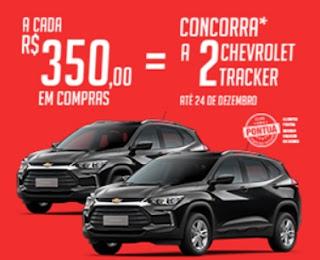 Cadastrar Promoção Complexo Tatuapé Natal 2020 Concorra 2 Carros Chevrolet Tracker