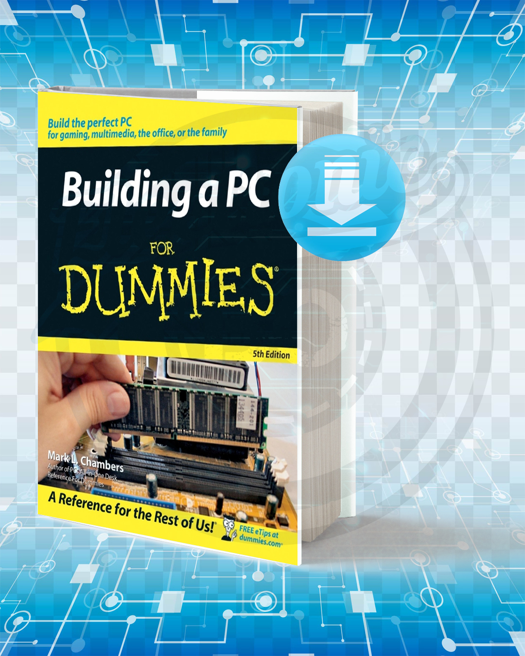 Free Book Building a PC For Dummies pdf.