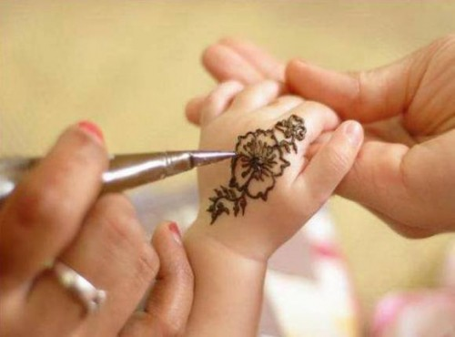 Mehndi Designs For New Learners : Simple mehndi designs for girls how can done