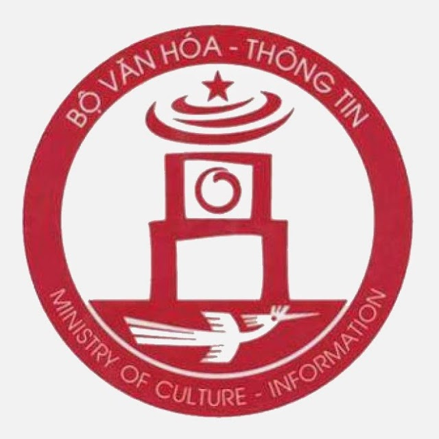 Logo of Vietnamese Culture Ministry