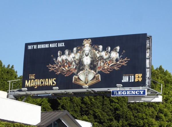 Magicians season 3 billboard