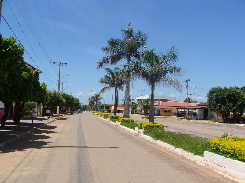 Novo Alegre no Tocantins