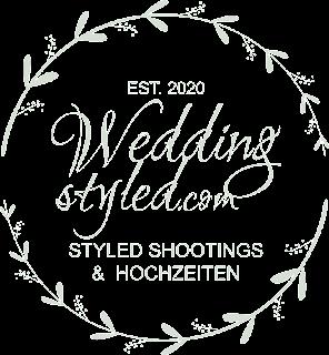 Weddingstyled, Styled Shootings für Hochzeiten
