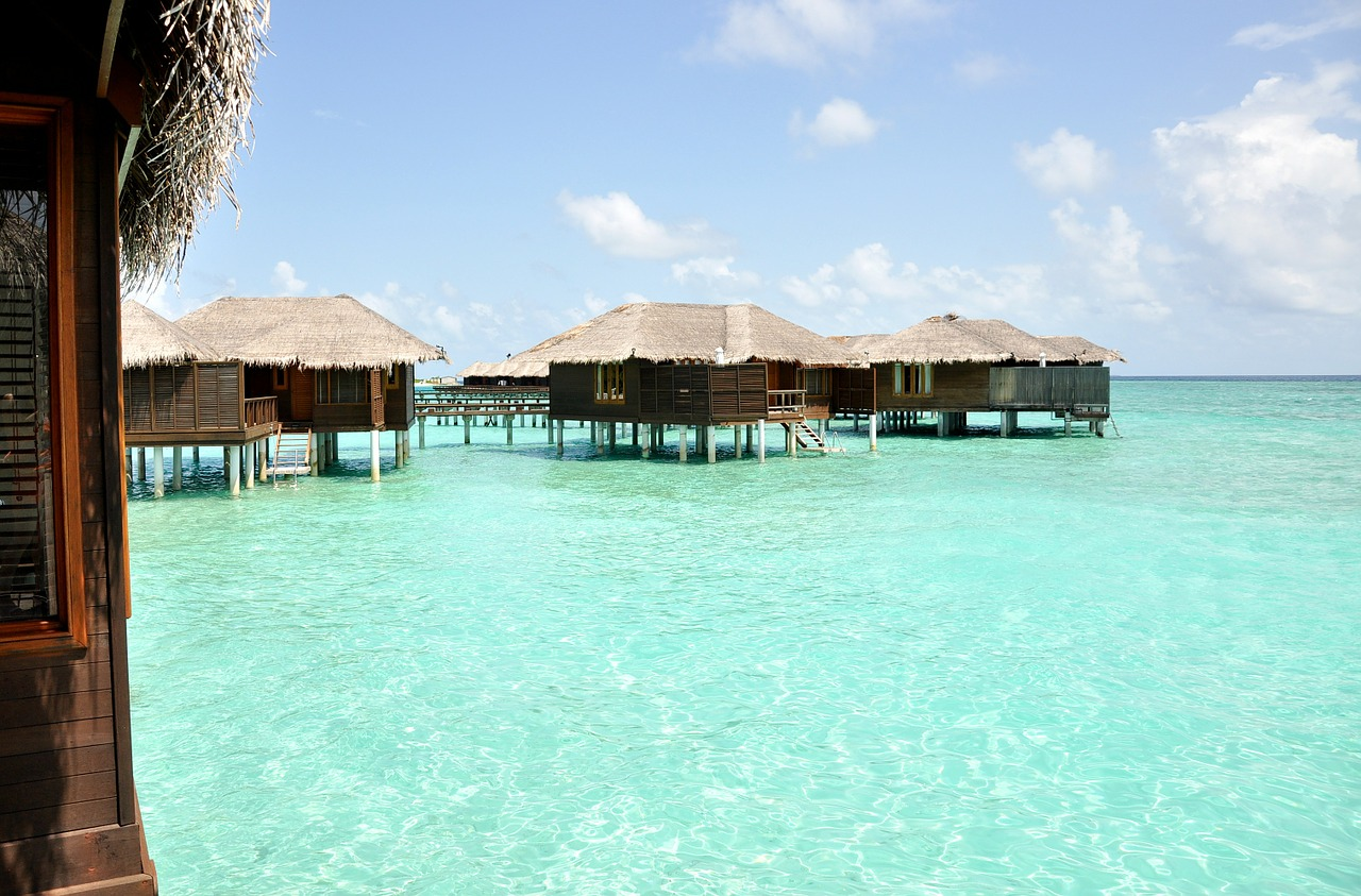 Maldives Luxury Water Bungalows