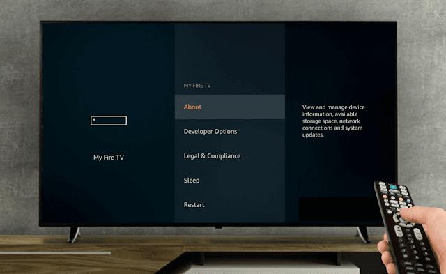 كيفية تحديث  Amazon Fire Tv stick إلى أحدث إصدار [2020]