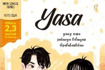 Download Novel Yasa pdf karya Ega Dyp