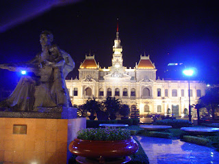 Comité Popular. Ciudad de Ho Chi Minh. Vietnam