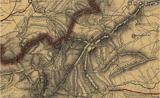 Western NC, from 1865 map (LOC)