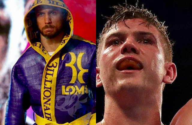 Vasily Lomachenko Vs Luke Campbell