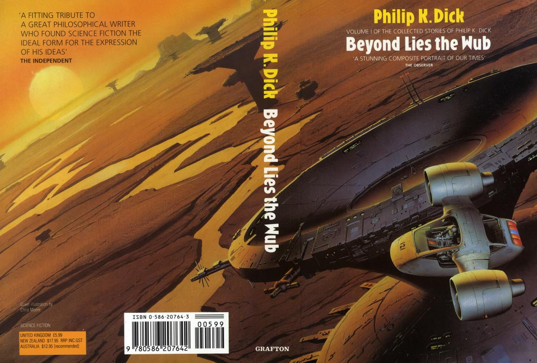 philip k dick short story collection