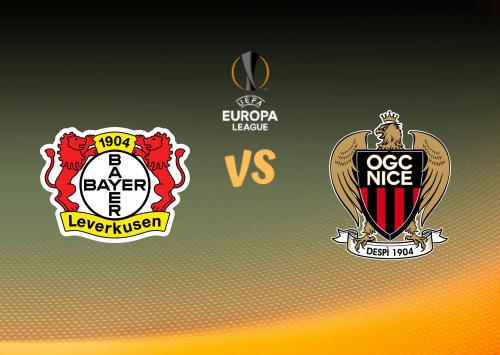 Bayer Leverkusen vs Nice  Resumen