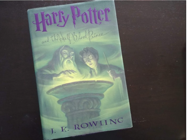 best harry potter book