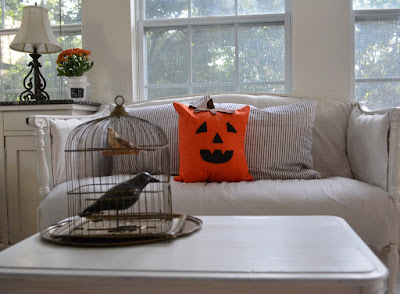 Tutorial Copy Cat Jackolantern PIllow