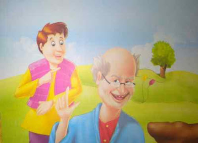 Short Stories in Hindi with Moral Values for Class 2