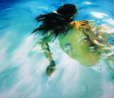 Ripples of light (2011), Sarah Harvey