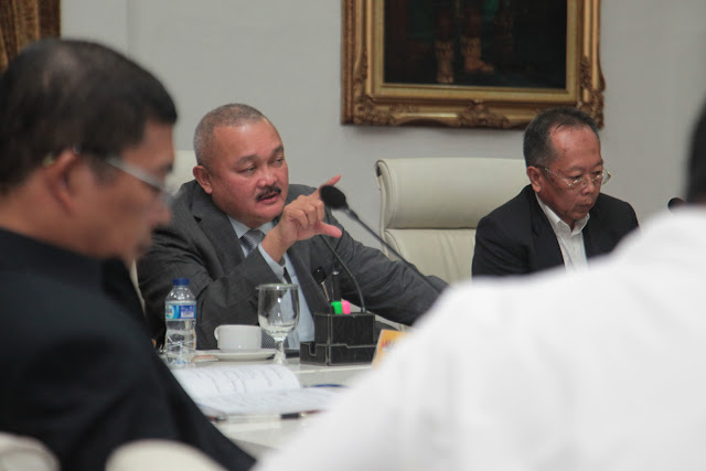 Alex Noerdin: Pipanisasi Gas Bumi Palembang-TAA-Muntok Harus Diprioritaskan