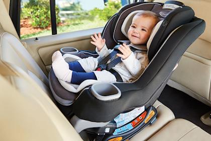 Panduan Cara  Memasang Sistem Tempat Duduk Bayi, Anak Dan Balita  Di Mobil