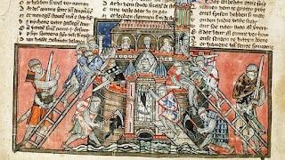 Los cruzados asaltan Antioquía