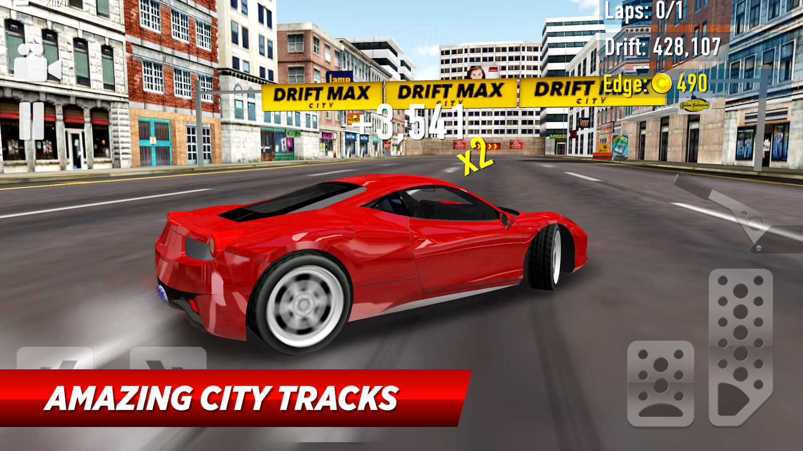 Drift Max City Car Racing MOD APK