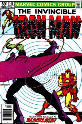 Iron Man #146, Whiplash