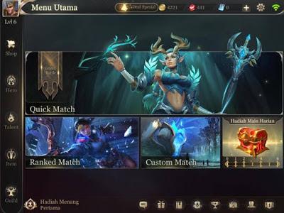 Trik dan Cara Bermain Game Mobile Arena