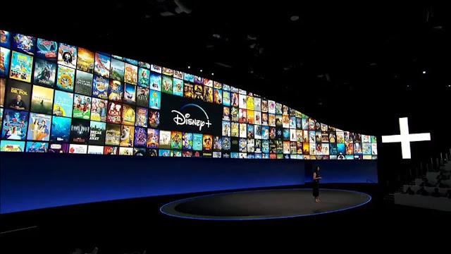 خلال 24 ساعة.. عدد مشتركي Disney+ يتجاوز العشرة مليون