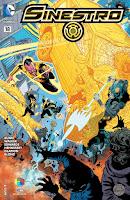 Os Novos 52! Sinestro #18