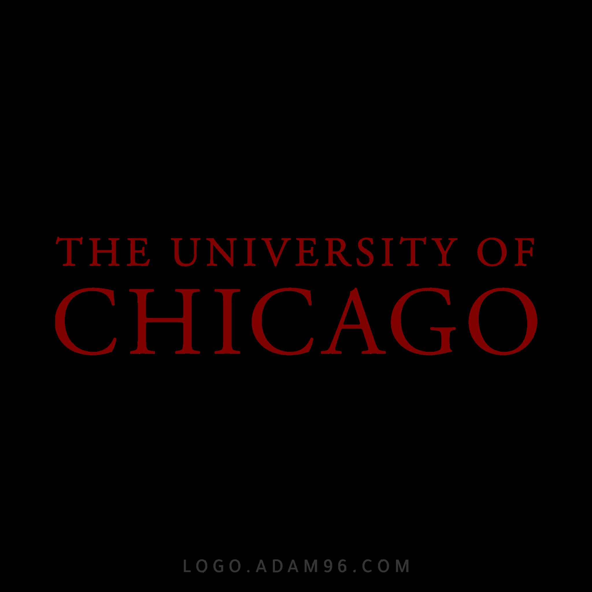 تحميل شعار جامعة شيكاغو لوجو شفاف Logo University of Chicago PNG