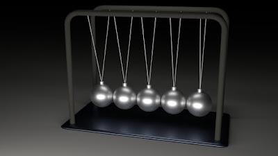 gravity on pendulum,isaac newton on gravity