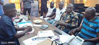 Fayose: Visits Ekiti Assembly Says He Has Clear Conscience
