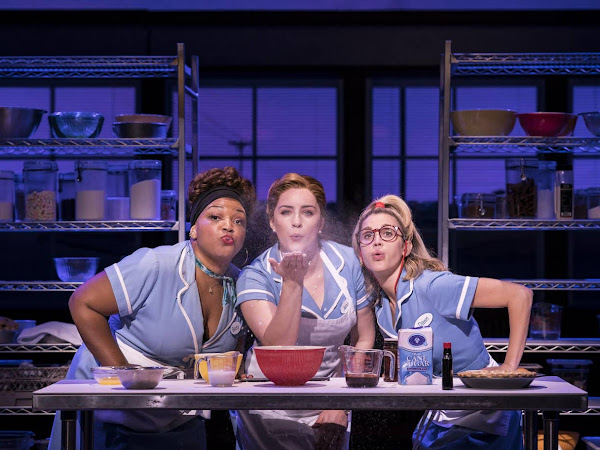 Waitress, Adelphi Theatre | Review