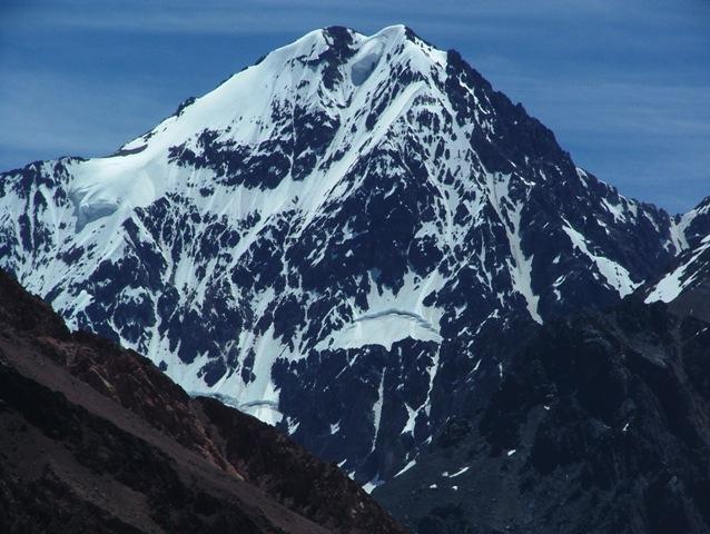 Monte Aconcágua,Ponto Culminante das Américas