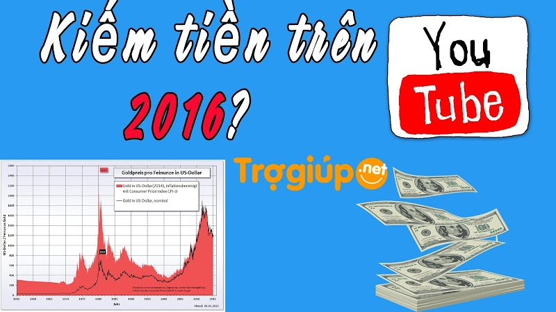 Chất lượng những khóa học kiếm tiền Youtube 2016???